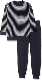 Pijama niños entretiempo rayas 100% algodón orgánico: Amazon.es: Ropa y accesorios
