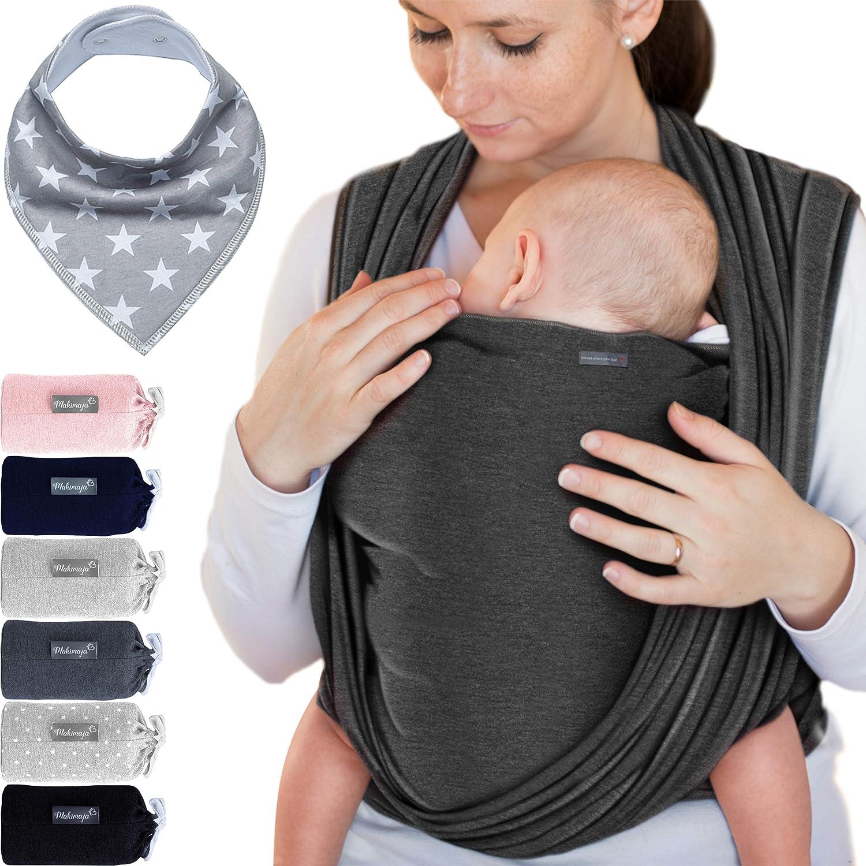 Babytragetuch Bauchtrage Tragetuch bis 18kg Babytuch,100/% Baumwolle NEU!!!