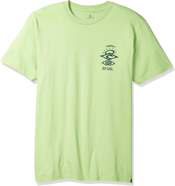 Rip Curl Search Roots - Camiseta para hombre - Verde - Small: Amazon.es: Ropa y accesorios