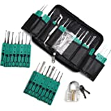 longans Bag Practice ebook Tools with Transparent Lock38PCS