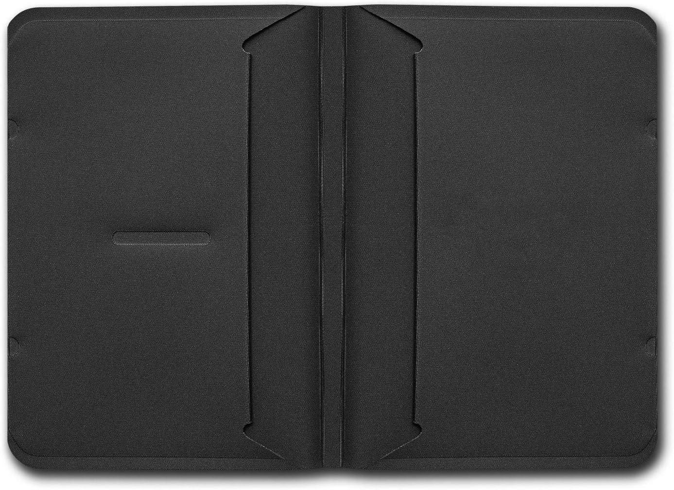 BORDERLESS Passport//Notebook Holder