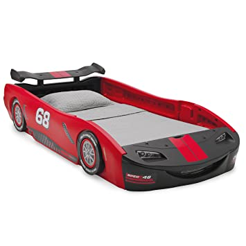 Delta Children Turbo Race Car Twin Bed  Red. Amazon com  Delta Children Turbo Race Car Twin Bed  Red  Baby