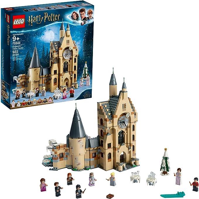Hogwarts Clock Tower 75948 922 Pcs SEALED **Plus Plus ** New LEGO Harry Potter