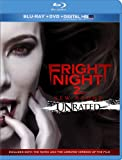 Fright Night 2 [Blu-ray + DVD + Digital Copy]
