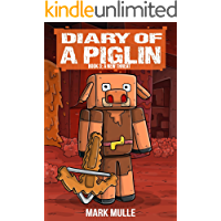 Diary of a Piglin Book 3: A New Threat (An Unofficial Minecraft Book for Kids)