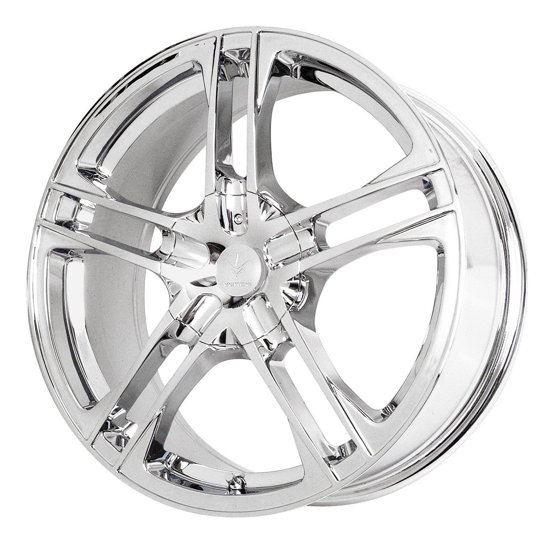 Verde Custom Wheels Protocol Black Wheel with Machined Lip (17x7'/5x4.5') V36-771140B