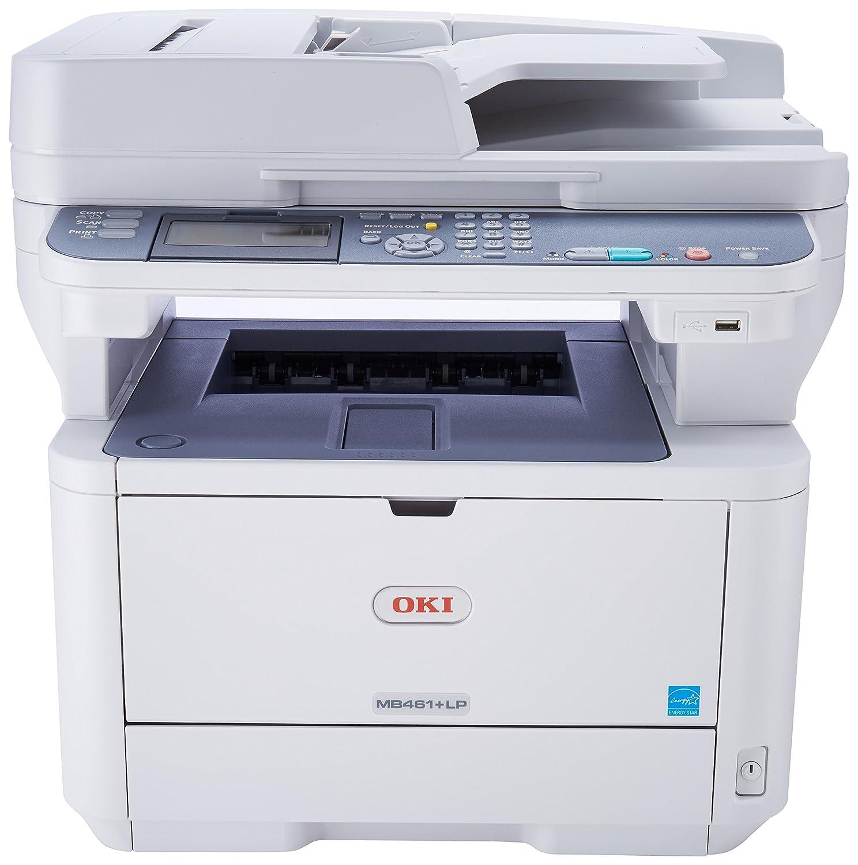 OKI MB461+LP 1200 x 1200DPI LED A4 47ppm - Impresora multifunción ...