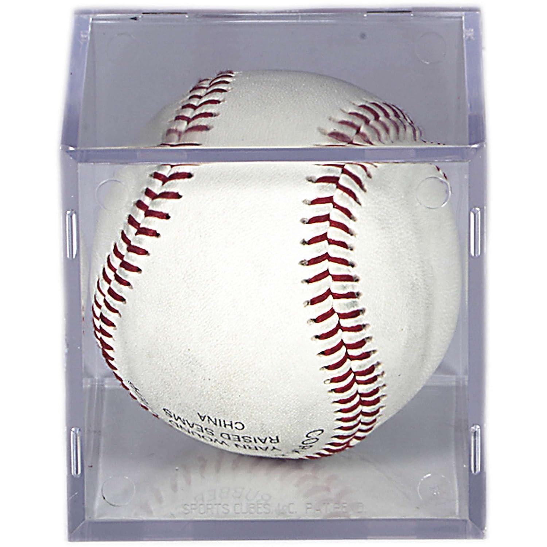 Cricket Ball, Baseball or Tennis Ball Display Case ProMold BBGQ