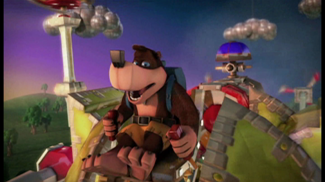 Banjo-Kazooie Nuts and Bolts - Trailer