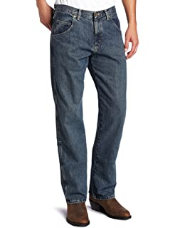 Wrangler Mens Cowboy Cut Original Fit Jean at Amazon Mens ...