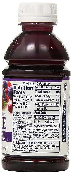 ... Ocean Spray Juice, White Cran-Strawberry, 64 Fl Oz, ...