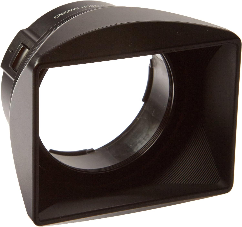 Pentax GH-3 Hood & Adapter for Ricoh GR Compact Digital Camera (Black)