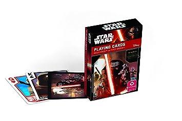 Cartamundi - Star Wars The Force Awakens, Juego de Cartas ...