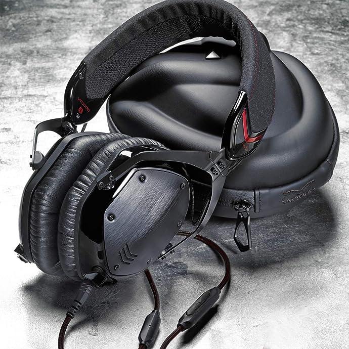 金盒特价 V-MODA crossfade M-100 全罩盖耳式隔音金属耳机 6折$149.99 三色可选 海淘转运到手¥1101
