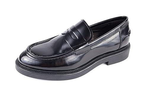 Vagabond VB-267-4448-304 - Mocasines de Charol para Mujer Negro Negro 4448-304, Color Negro, Talla 37 EU: Amazon.es: Zapatos y complementos
