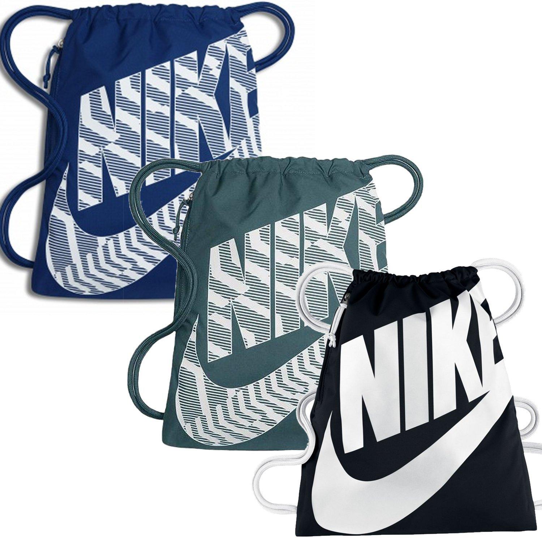 Nike Heritage Gym Bag Blue Jay/White One Size BA5351-422