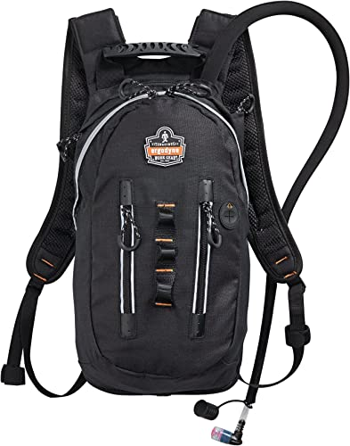 Ergodyne Chill-Its 5157 Premium Cargo Hydration Pack, Black