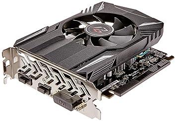 Amazon.com: ASROCK - Tarjeta de vídeo Radeon RX570 con 3 ...