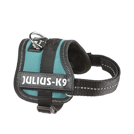 Trixie - Arnés de fuerza modelo Julius-K9 Baby 1 (XS) (XS/Verde ...