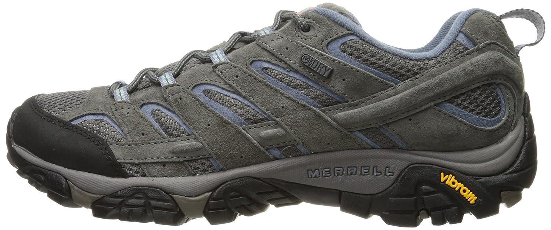 Merrell Shoe Women's Moab 2 Waterproof Hiking Shoe Merrell B01HFPESO6 5 B(M) US|Granite 91d395