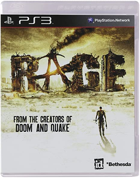 Rage (PS3) PlayStation 3 Games at amazon