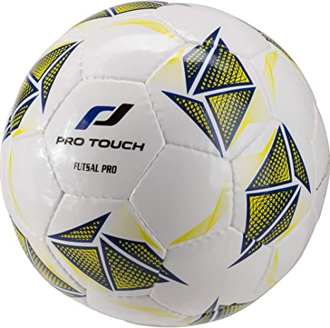 Pro Touch Force Futsal – Balón de fútbol, Color Blanco/Azul ...
