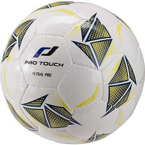 Pro Touch Force Futsal - Balón de fútbol, Color Blanco/Azul ...