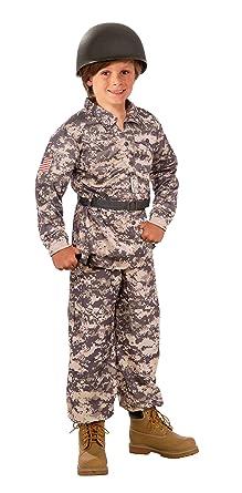 Forum Novelties Desert Soldier Child Costume Small  sc 1 st  Amazon.com & Amazon.com: Desert Soldier Costume: Toys u0026 Games