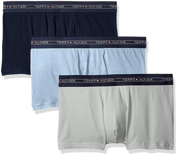a4c62c69b Tommy Hilfiger Men s Cotton Air 3 Pack Trunk