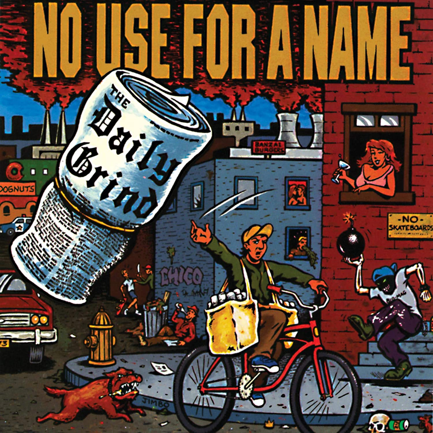 Daily Grind : No Use for a Name: Amazon.es: Música