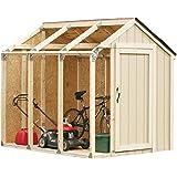 Hopkins 90192 2x4basics Shed Kit, Peak Style Roof