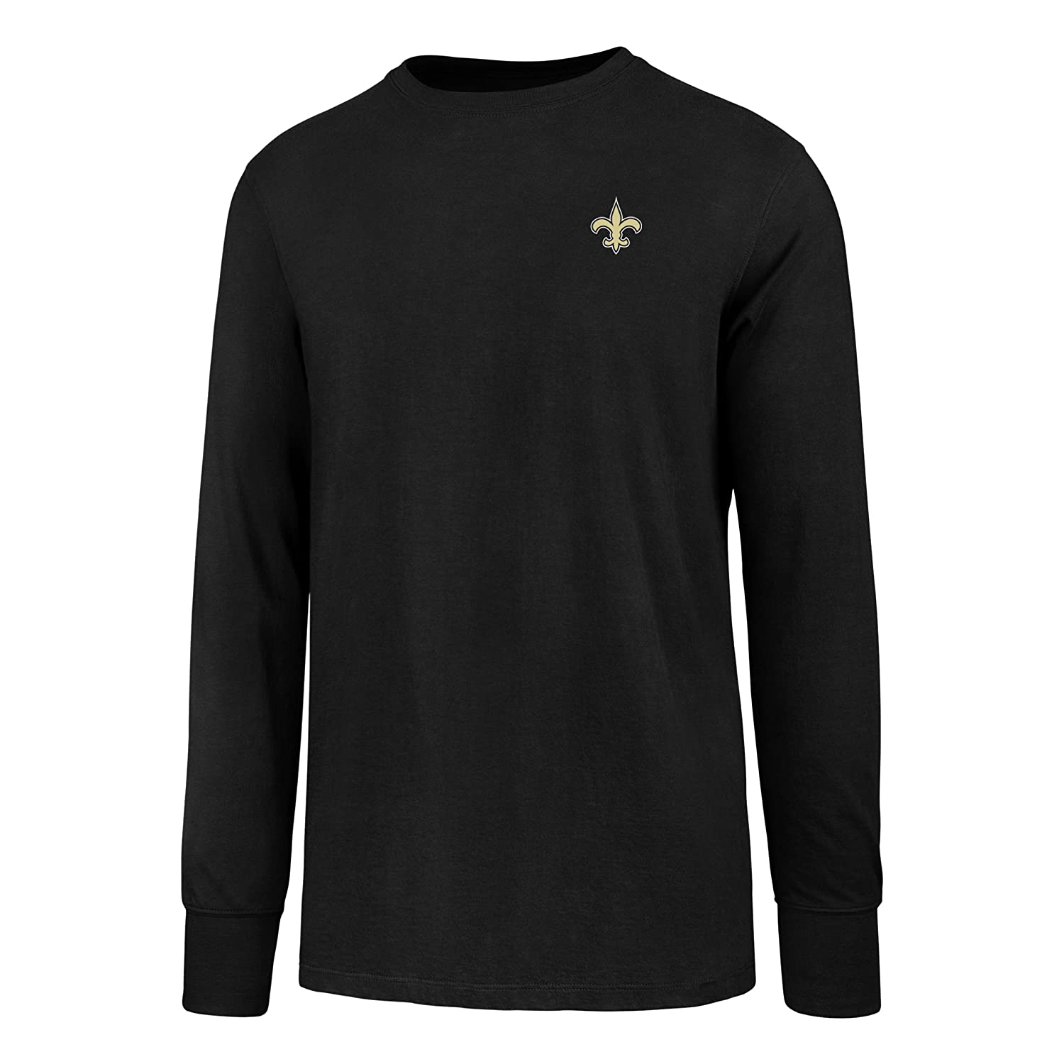 factory authentic 071be 8d97c OTS NFL Mens NFL New Orleans Saints Men's Rival Long Sleeve Tee