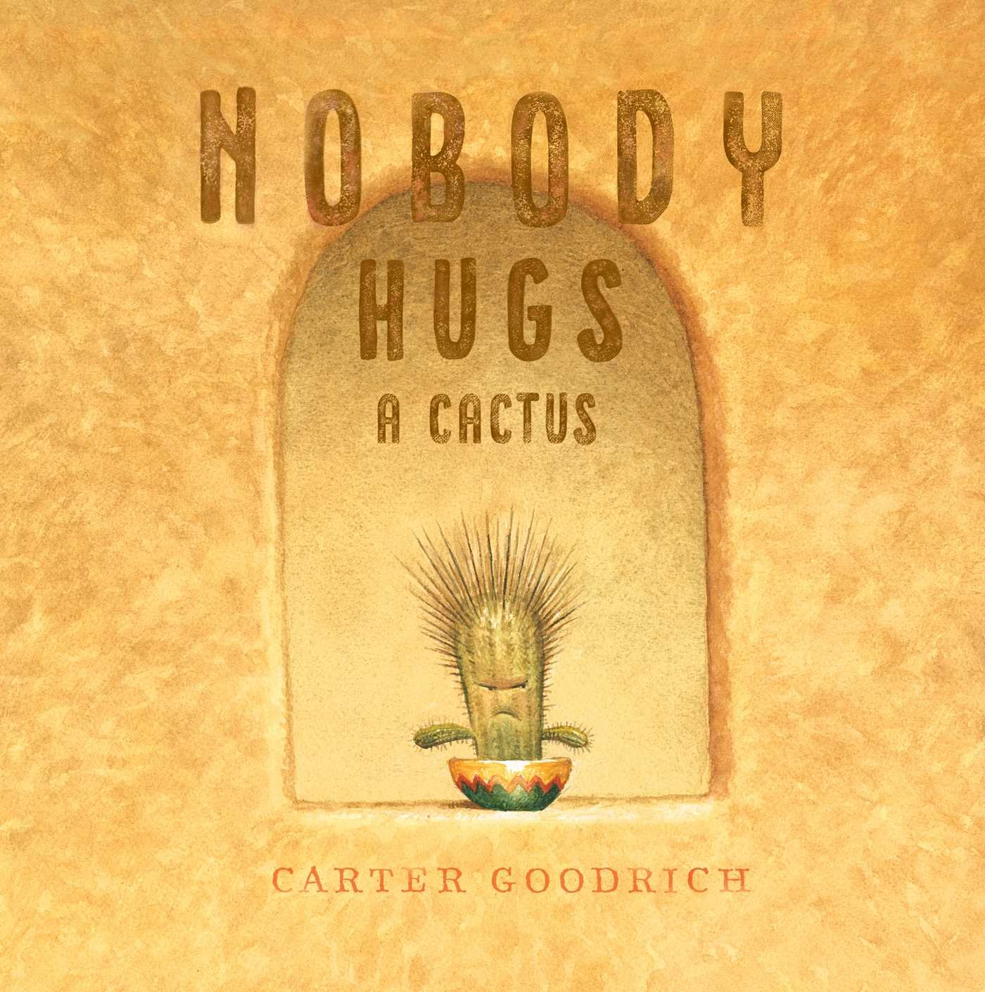 Image result for nobody hugs a cactus book cover