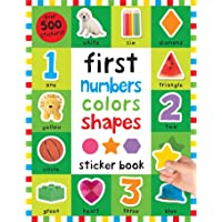 Image for First Numbers, Colors, Shapes (First 100)