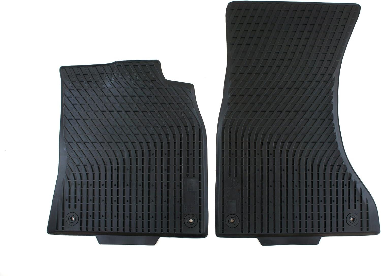 Original Audi SQ8 Allwetter-Gummi-Matten  4-teilig   4M8061221A 041