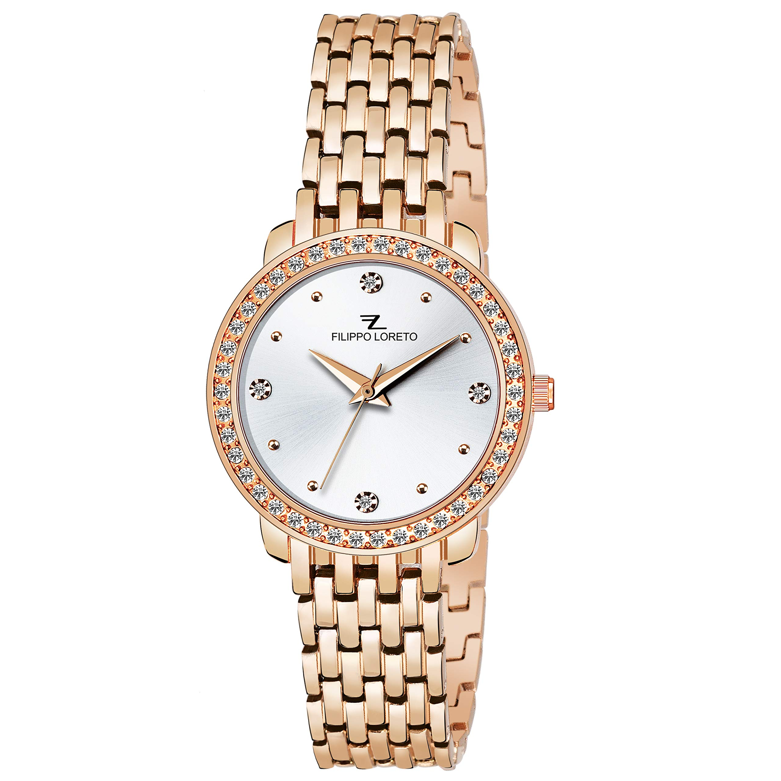 Filippo Loreto Analogue Women's Watch (B07RD7M6GG) Amazon Price History, Amazon Price Tracker