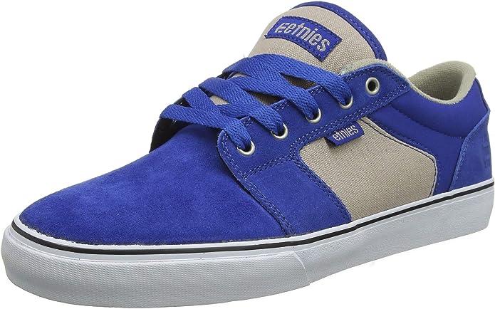 Etnies Barge LS Sneakers Skateboardschuhe Herren Blau/Hellgrau