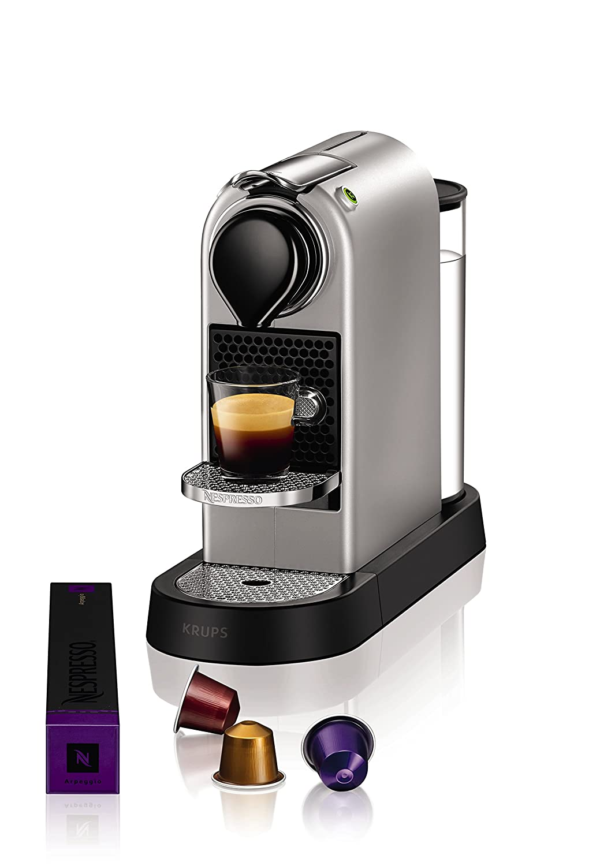nespresso citiz ou pixie amazing les machines capsules de caf compatibles nespresso with. Black Bedroom Furniture Sets. Home Design Ideas