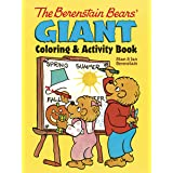 The Berenstain Bears' Giant Coloring and Activity Book (Dover Coloring Books for Children)