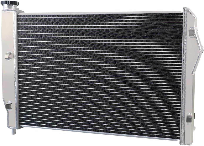OzCoolingParts 4 Row Core Full Aluminum Radiator for 1993-2002 94 95 96 97 98 99 00 01 Chevy Camaro Z28 //Pontiac Firebird AT//MT 5.7L V8