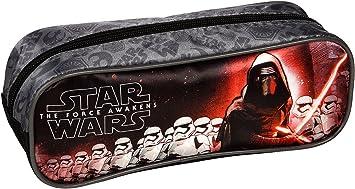 Undercover Star Wars Episode VII Estuche para lápices Kylo REN: Amazon.es: Juguetes y juegos