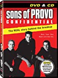 Sons of Provo Confidential DVD & CD