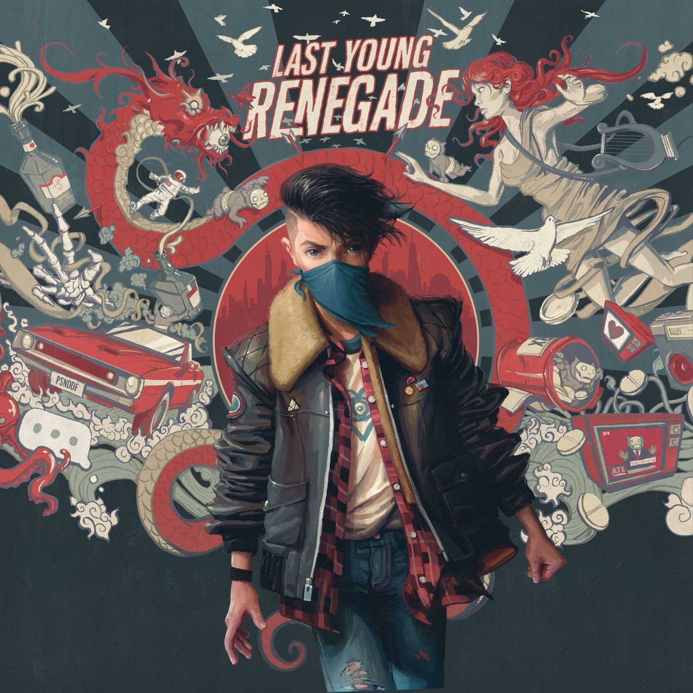 All Time Low - Last Young Renegade (Vinyl w/Digital Download)