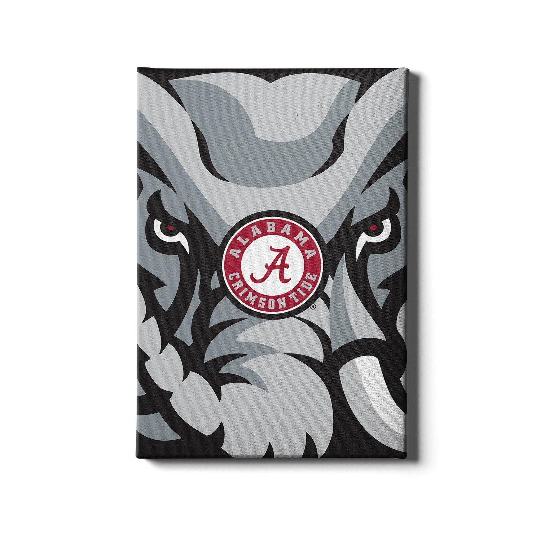 Alabama Crimson Tide ''Crimson Elephant'' Wall Art