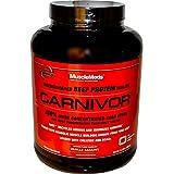 MuscleMeds, Carnivor, Bioengineered Protein Isolate, Vanilla Caramel, 4.2 lbs (1904 g) MME-00267