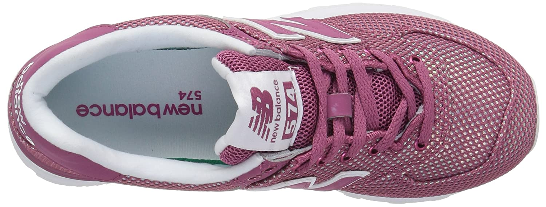 New Balance Damen Wl574v2 Sneaker Sneaker Wl574v2 Pink (Dragon Fruit) 7108bf