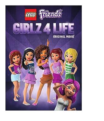 Amazon.com: LEGO Friends: Girlz 4 Life: Temple Mathews, Kirstine ...