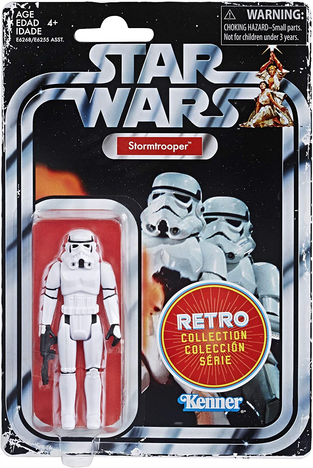 SW Star Wars Retro Collection 2019 Episode IV A New Hope Stormtrooper