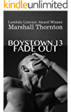Boystown 13: Fade Out (Boystown Mysteries)