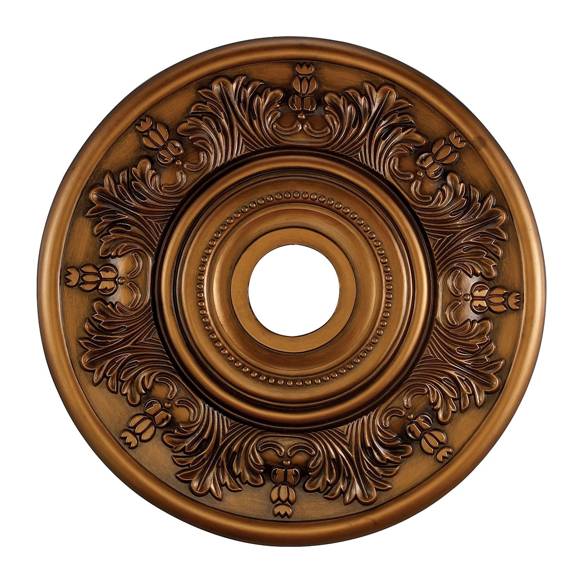 Elk M1004AB Laureldale Ceiling Medallion, 21-Inch, Antique Bronze Finish